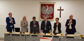 Nowe władze w Starostwie Powiatu Piaseczyńskiego