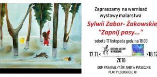 Wystawa malarstwa Sylwii Zabor-Żakowskiej
