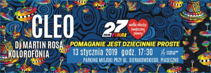 27. Finał WOŚP w Piasecznie