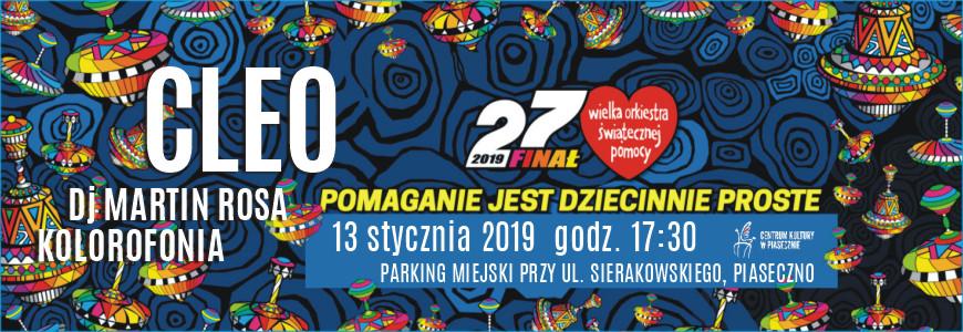 27 Finał Wośp W Piasecznie Oficjalna Strona Miasta I Gminy Piaseczno