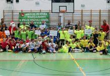 II Gminny Turniej Mikołajkowy w piłce nożnej szkół podstawowych klas I-III Jedność KIDS 2018