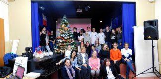 Różne pochodzenie wspólna przyszłość - Erasmus+ w SP Jazgarzew