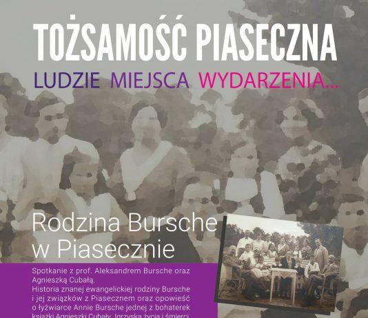 Rodzina Bursche w Piasecznie - Tożsamość Piaseczna