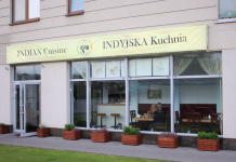 kuchnia indyjska restauracja