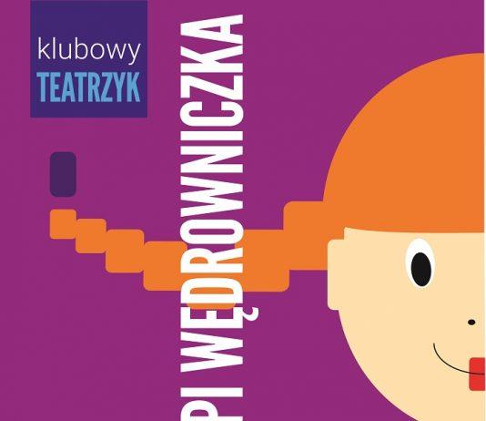 Klubowy teatrzyk - Pipi Wędrowniczka