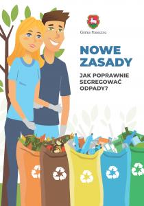 Nowe zasady. Jak poprawnie segregować odpady?
