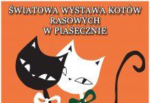 Wystawa Kotów w Piasecznie