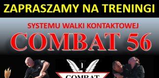 Plakat Combat 56 sekcja Piaseczno