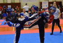 Ekipa KS X Fight na Międzynarodowym Turnieju w Kickboxingu Slovak Open w Bratysławie