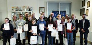 Eliminacje gminne 42. Ogólnopolskiego Turnieju Wiedzy Pożarniczej - Młodzież zapobiega pożarom
