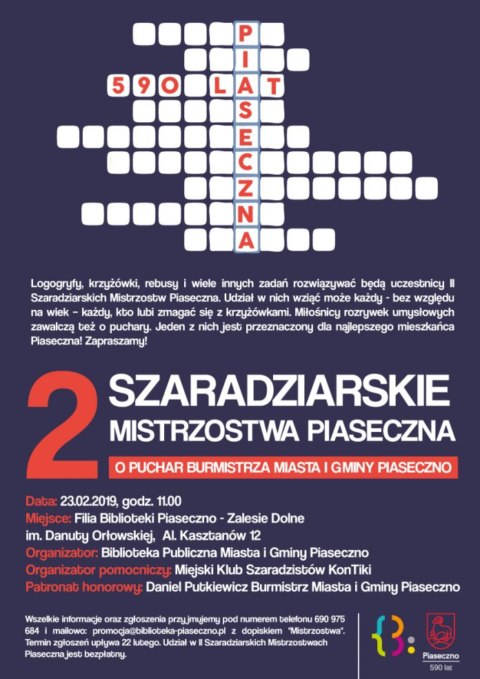 2 Szaradziarskie Mistrzostwa Piaseczna