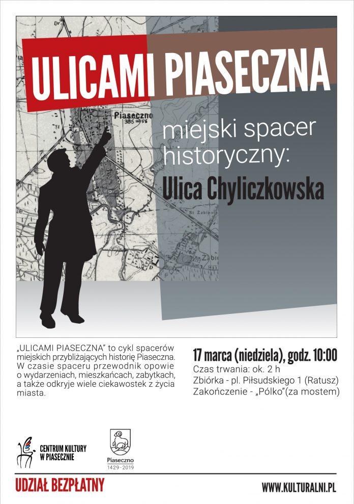 Ulicami Piaseczna - Chyliczkowska