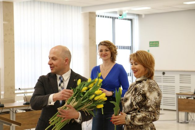 Powołanie Piaseczyńskiej Rady Kobiet, foto Anna Grzejszczyk