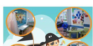 odnowiona poradnia dzieci chorych