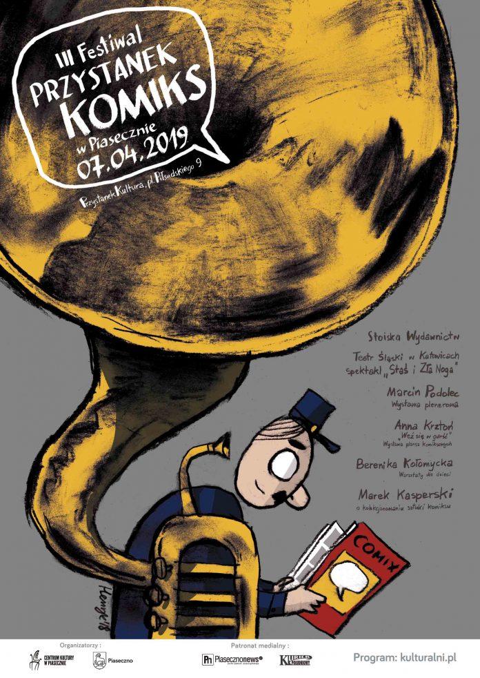 III Festiwal Przystanek Komiks