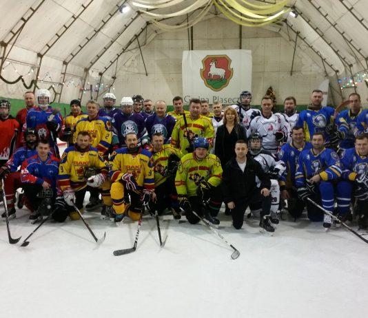 VI Otwarte Mistrzostwa Amatorów w hokeju na lodzie w Piasecznie 2019