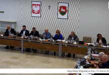 VII sesja Rady Miejskiej w Piasecznie