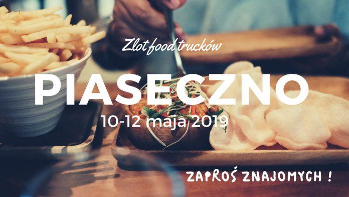 Zlot Food Trucków w Piasecznie 2019