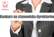 Konkurs na stanowiska dyrektorów placówek oświatowych