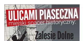 Spacer Ulicami Piaseczna - Zalesie Dolne miasto ogród