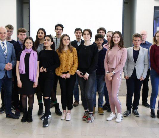Spotkanie Młodzieżowej Rady Gminy Piaseczno z młodzieżą z Gruzji
