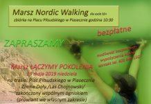 Marsz plakat Nordic