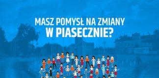 Budżet Obywatelski 2020 w Piasecznie