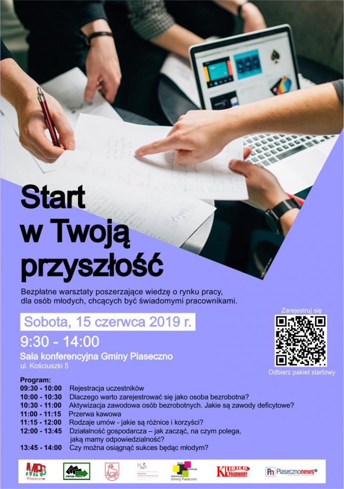 Bezpłatne warsztaty o rynku pracy - Start w Twoją przyszłość