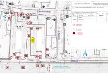Czasowa zmiana organizacji ruchu na parkingu
