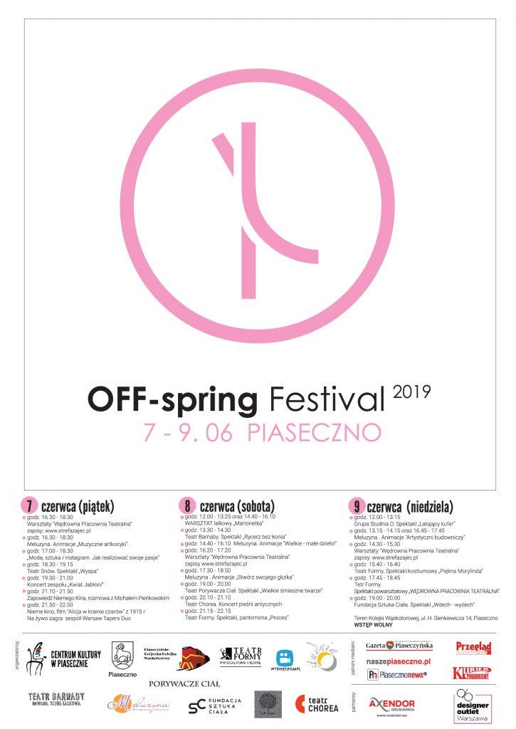 IV OFF-spring Festival 2019