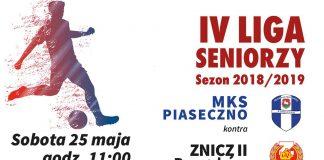 Mecz MKS Piaseczno vs Znicz II Pruszków
