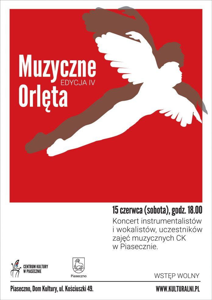 Muzyczne Orlęta - koncert instrumentalistów i wokalistów