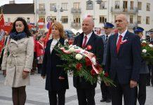 Piaseczyńskie obchody 228. rocznicy uchwalania Konstytucji 3 Maja