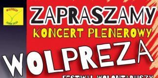 Wolpreza - festiwal wolontariuszy