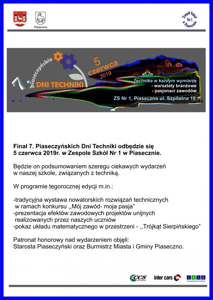 Finał 7. Piaseczyńskiech Dni Techniki