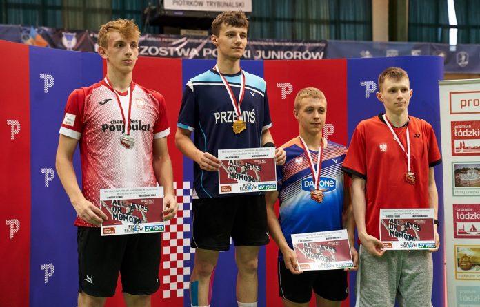 Michał Matysiak Vice Mistrz Polski gra pojedyncza