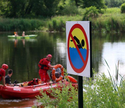 Bezpieczeństwo nad wodą