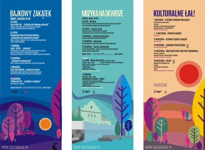 Letnie propozycje Centrum Kultury