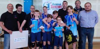 Mistrzostwa Mazowsza w Mini Siatkówce Kinder+ w Józefosławiu