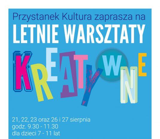 Letnie warsztaty kreatywne