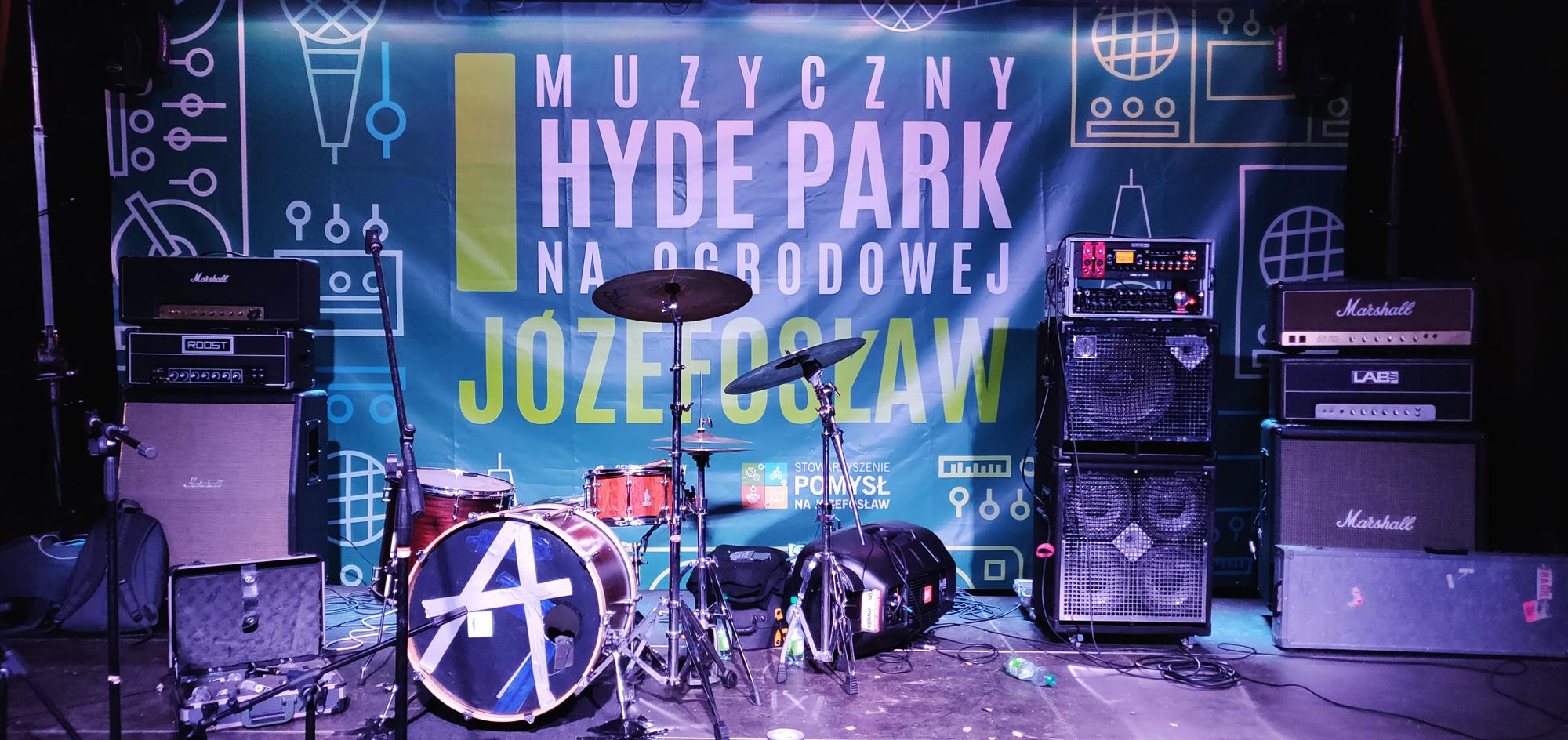 Muzyczny Hyde Park w Józefosławiu