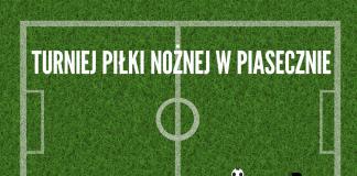Turniej piłki nożnej w Piasecznie