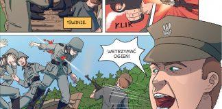 Komiks Zimny Dół - gorące serca