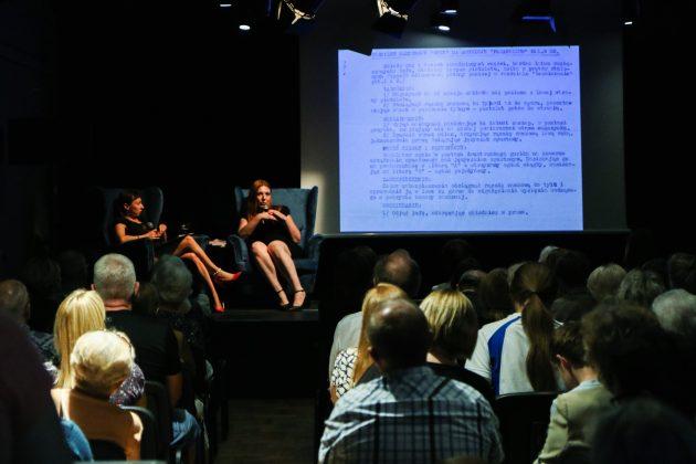 Foto relacja ze spotkania autorskiego z Agnieszką Cubałą - Piaseczno '44