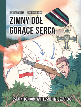 Komiks Zimny Dół Gorące Serca