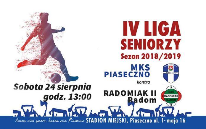 MKS Piaseczno vs Radomiak II Radom