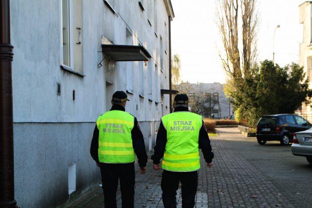Patrole Strażników Miejskich w Piasecznie