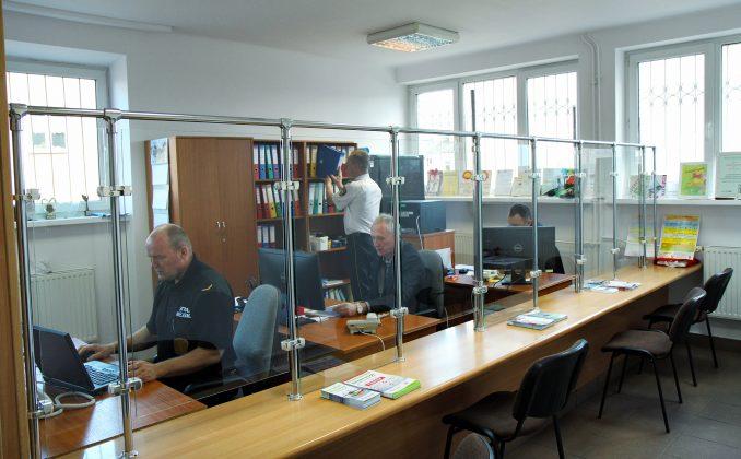 Siedziba Straży Miejskiej przy ul. Czajewicza 1a w Piasecznie