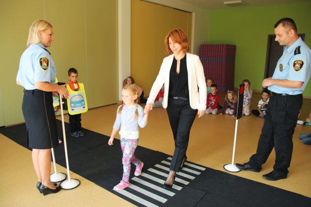Straż Miejska szkoli dzieci