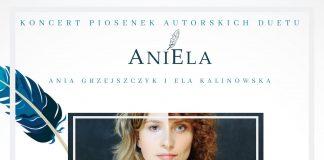 Koncert piosenek autorskich duetu AniEla